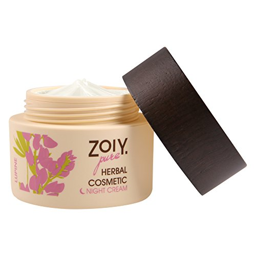 Zoiy Pure Herbal Cosmetic Soothing Nachtcreme 50 ml Tiegel