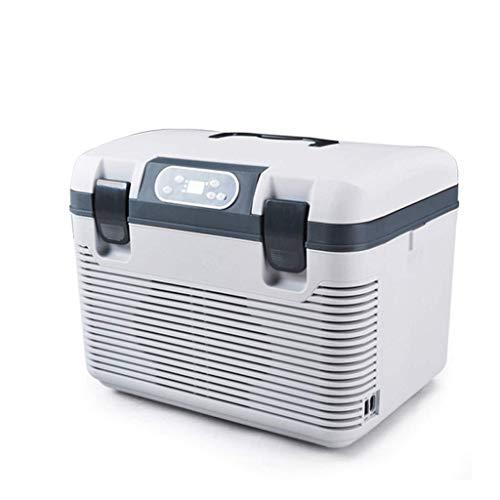 Auto Kühlschrank Multi-Funktions-Heizung und Kühlung Box Semiconductor Refrigeration Heizung/Car Home Dual-Use-Kapazität große Kapazität tragbaren Kühlschrank 19L - Tasten Case Pack