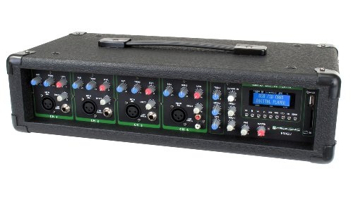 Pronomic PM42U MP3 - Cabezal amplificado