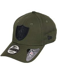 A NEW ERA ERA ERA Era Oakland Raiders 9forty Adjustable Cap NFL Olive Pack e5603def9e0