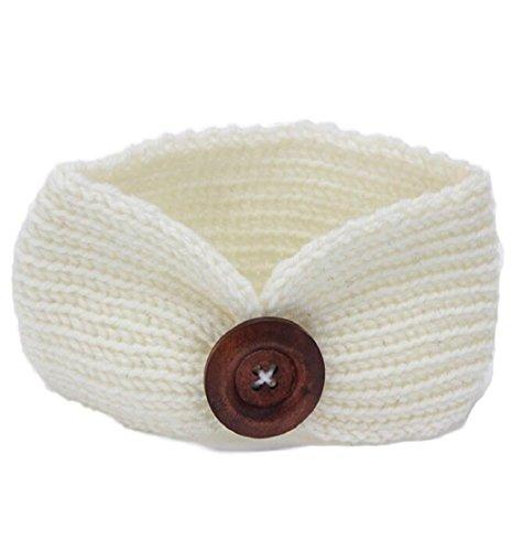 Test Tonsee Baby stricken Baby Kinder Mädchen Taste Haarband ...