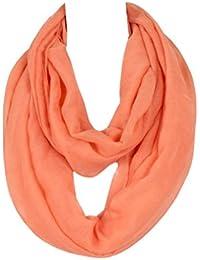 Amazon.fr   Orange - Foulards   Echarpes et foulards   Vêtements 788467456ea