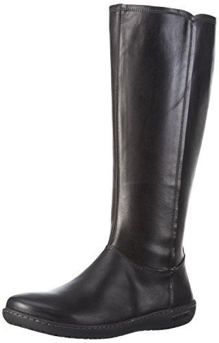 BirkenstockFarmington Damen - Stivali alti con imbottitura leggera Donna Nero