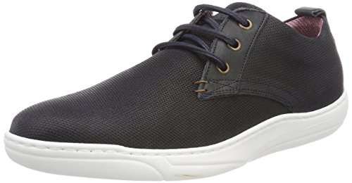 BULLBOXER Herren 3939I Sneaker, Blau (Navy), 42 EU