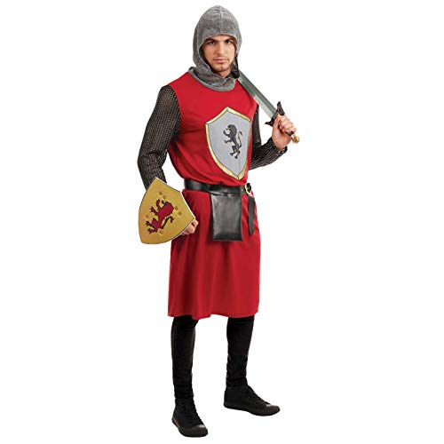 Fun Shack Herren Costume Kostüm, Mens Knight, m
