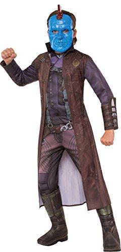 Kostüm Yondu - Rubies Guardians Of The Galaxy Vol. 2 Boys Deluxe Muscle Chest Yondu Costume M