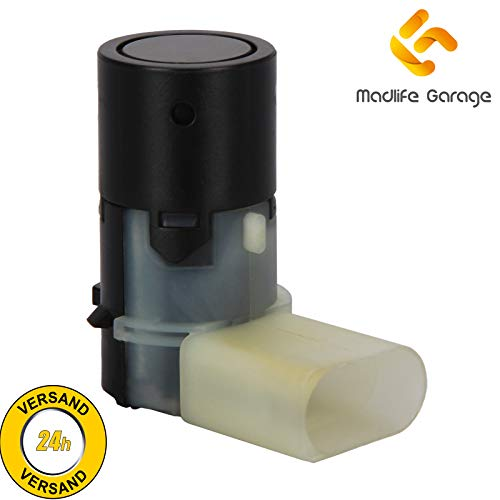 Madlife Garage 4B0919275E Parksensor Reparatur PDC Einparkhilfe Sensor A2 A4 A6 A8 Multivan V New Beetle Polo