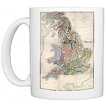 Mug Photo de William Smith Carte Géologique de 40x 40x 40