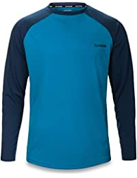 Dakine Dropout L/S Jersey Men blue rock/midnight 2017 Trikot langärmlig