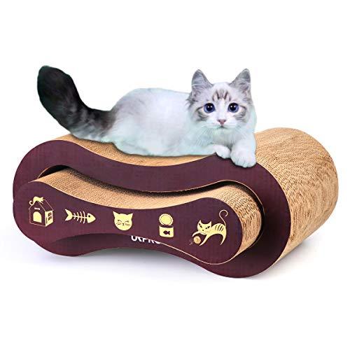 URPRO Tabla rascadora para Gatos