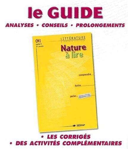 Nature lire CM1 CM1 (Le classeur-guide)