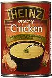 HEINZ Cream Of Chicken Soup - Lot de 6