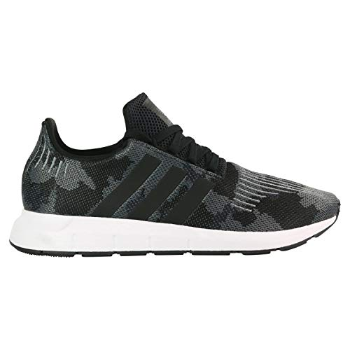 reputable site f9617 8f9be Prezzo Adidas swift run, scarpe da ginnastica uomo, nero core black ftwr  white, 41. Caratteristiche ed informazioni su adidas swift run ...
