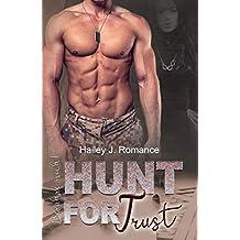Hunt for Trust: Berühre mich! (Bounty Hunter  4)