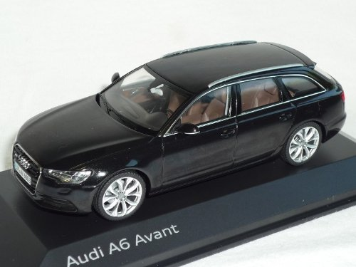 Preisvergleich Produktbild Audi A6 A 6 C7 C 7 Avant Ab 2011 Phantom Schwarz 1/43 Schuco Modell Auto Modellauto