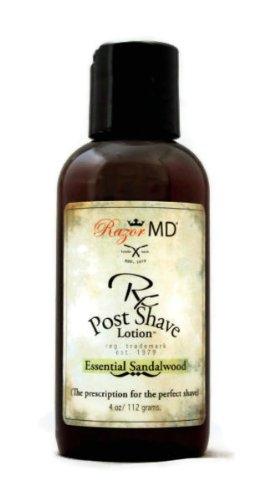 Razor MD 112 ml Essential Sandalwood Post Shave Lotion