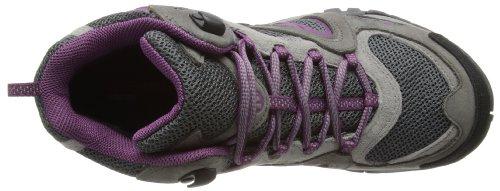 Merrell  AZURA MID GTX, Chaussures de randonnée femme CASTLE RCK/PURPLE