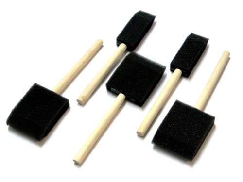 foam-brush-sponge-wooden-handle-paint-craft-glass-glitter-glue-application-5-pcs