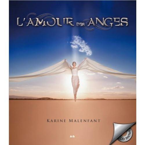 L' amour des anges - livre + CD