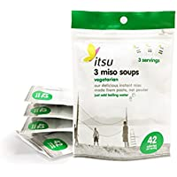 Itsu Miso Soup Pouch Vegetarian 75 g (order 6 for trade outer)