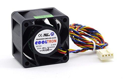 Cooltron new 40mm Case Fan Gehäuselüfter for Supermicro Server like FAN-0061L4 FAN-0065L4...