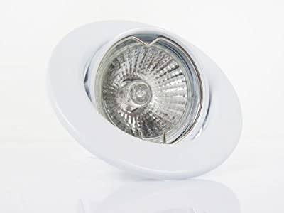 Einbauleuchten DECORA - Weiß - dimmbar, schwenkbar von Licht-Visionen Deutschland auf Lampenhans.de