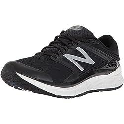 New Balance 1080v8, Zapatillas de Running para Mujer, Negro Black/White, 39 EU