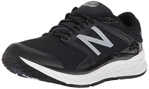New Balance 1080v8, Scarpe Running Donna, Nero Black/White, 39 EU