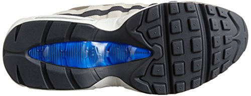 Nike Air Max '95, chaussures de sport homme Braun (DARK DUNE/HYPER COBALT-BG CHLK)