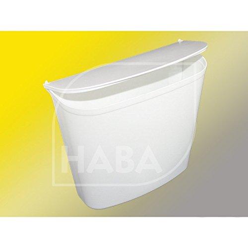 Preisvergleich Produktbild Abfallbehälter Lucca 4,5 L einfache Montage an der Tür