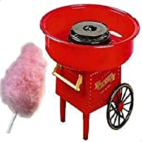 Cotton Candy Maker Color = red.