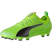 a844529a4c66a Amazon.es  Botas Futbol Puma - Verde