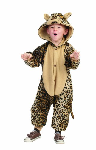 LUX THE LEOPARD FUNSIES-TOD - Lux Leopard