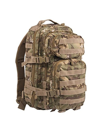 Zaino piccolo US Assault Pack Laser Cut Arid Woodland
