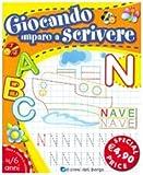 eBook Gratis da Scaricare Giocando imparo a scrivere (PDF,EPUB,MOBI) Online Italiano