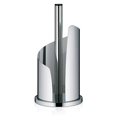 Kela 11204porta rotolo da cucina, acciaio inox/lucido, 32cm 15cmØ, stella