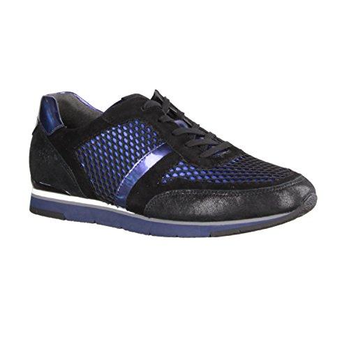 Gabor 54.321.66, Sneaker donna nero nero Nero