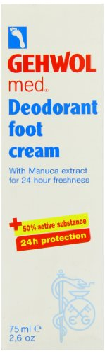 Gehwol Deodorant Foot Cream 75ml