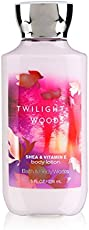 Bath & Body Works Signature Collection Body Lotion, Twilight Woods, 236ml