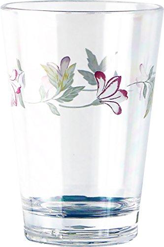 Corelle Coordinates Pink Trio Acrylglas, 240 ml, 6 Stück Corelle Pink Trio