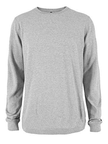Ladies Plain Classic Sweatshirts Sizes 6 to 30 - CASUAL SPORTS LEISURE WORK (28 to 30 - 4XL / XXXXL, HEATHER GREY)