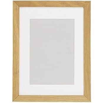 ribba frame oak effect size 21x30 cm fits a4 size