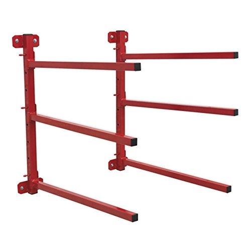 SEALEY MK56Wandmontage zusammenklappbar Bumper Rack Sealey Panel