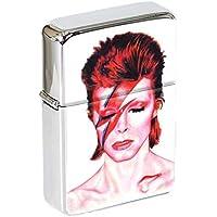 Bowie Mechero Con Tapa