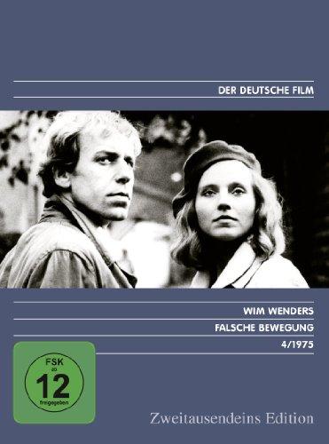 Falsche Bewegung - Zweitausendeins Edition Deutscher Film 04/1975.