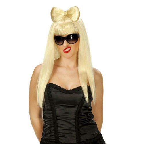 Rubies 5 4218 - Peluca lady Gaga