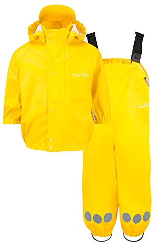 Kozi-Kidz-Kids-Essentials-Fleece-Lined-Rain-Set