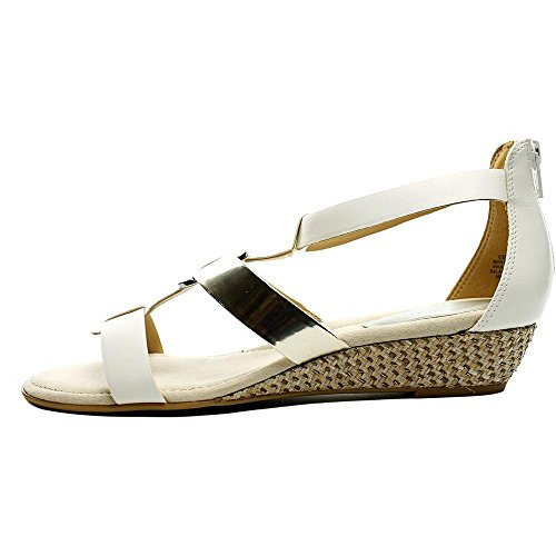 Easy Spirit Maylyn Synthétique Sandales Gladiateur White Multi