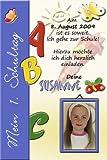1 Fotokarte Mein 1. Schultag ES 10 inkl. hochwertigem Umschlag