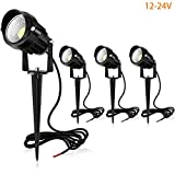Best Landscape Lights - MEIKEE 7W LED Landscape Lights 12V/24V Pathway Lights Review